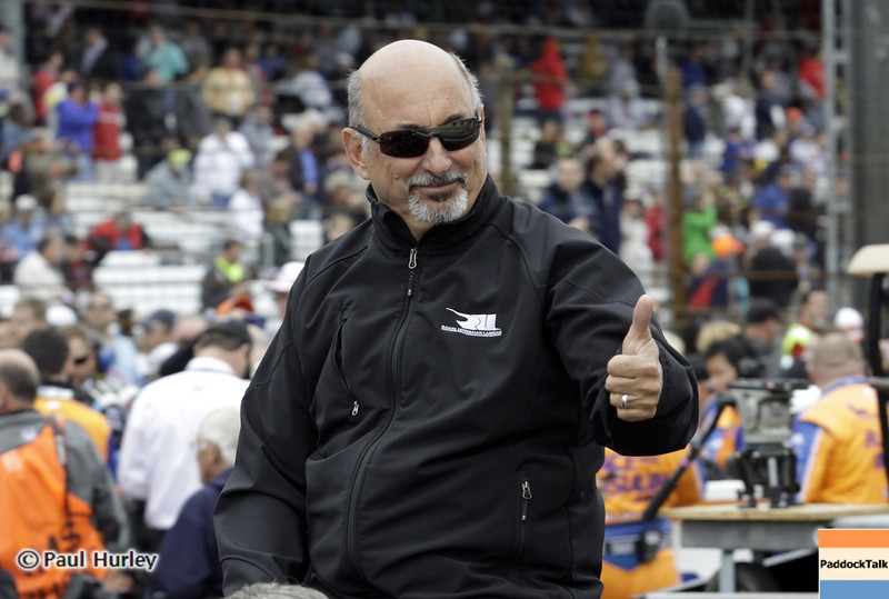 May 26: Bobby Rahal during the 97th running of the Indianapolis 500 mile race.