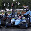 August 4: Simon Pagenaud during the Honda Indy 200 at Mid-Ohio