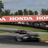 August 4: Honda bridge during the Honda Indy 200 at Mid-Ohio