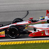 June 15: Sebastien Bourdais during the Izod IndyCar series race at the Milwaukee Mile.
