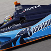 June 15: Alex Tagliani during the Izod IndyCar series race at the Milwaukee Mile.