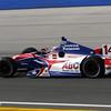June 15: Takuma Sato during the Izod IndyCar series race at the Milwaukee Mile.