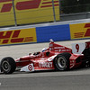 June 15: Scott Dixon during the Izod IndyCar series race at the Milwaukee Mile.