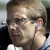 March 22: Sebastien Bourdais at IndyCar practice at the Honda Grand Prix of St. Petersburg.