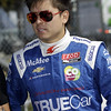 March 22: Sebastian Saavedra at IndyCar practice at the Honda Grand Prix of St. Petersburg.