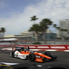 March 22: Tristen Vautier at IndyCar practice at the Honda Grand Prix of St. Petersburg.