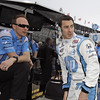 March 23: Simon Pagenaud during IndyCar qualifying at the Honda Grand Prix of St. Petersburg.