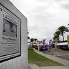 March 22: Dan Wheldon memorial at IndyCar practice at the Honda Grand Prix of St. Petersburg.