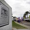 March 22: Dan Wheldon memorial at IndyCar practice at the Honda Grand Prix of St. Petersburg.