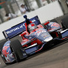 March 23: Marco Andretti during IndyCar qualifying at the Honda Grand Prix of St. Petersburg.
