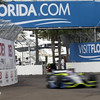 March 23: Track action during IndyCar qualifying at the Honda Grand Prix of St. Petersburg.