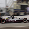 March 24: James Jakes during the Honda Grand Prix of St. Petersburg IndyCar race.