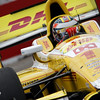 March 22: Ryan Hunter-Reay at IndyCar practice at the Honda Grand Prix of St. Petersburg.