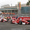 March 24: Scott Dixon during the Honda Grand Prix of St. Petersburg IndyCar race.