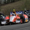 April 7: Track action during the Honda Grand Prix of Alabama IndyCar race at Barber Motorsports Park