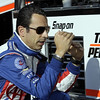 April 6: Helio Castroneves during qualifying for the Honda Grand Prix of Alabama at Barber Motorsports Park.