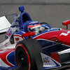 April 6: Takuma Sato during qualifying for the Honda Grand Prix of Alabama at Barber Motorsports Park.
