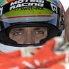 April 6: Justin Wilson during qualifying for the Honda Grand Prix of Alabama at Barber Motorsports Park.