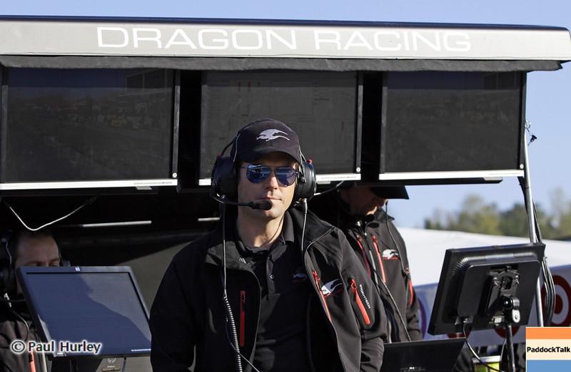 April 6: Jay Penske during qualifying for the Honda Grand Prix of Alabama at Barber Motorsports Park.