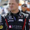 April 7: James Jakes before the Honda Grand Prix of Alabama IndyCar race at Barber Motorsports Park