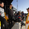 April 6: Michael Andretti Marco Andrett  Ryan Hunter-Reay during qualifying for the Honda Grand Prix of Alabama at Barber Motorsports Park.