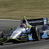 April 7: Josef Newgarden during the Honda Grand Prix of Alabama IndyCar race at Barber Motorsports Park