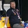April 7: Michael Andretti before the Honda Grand Prix of Alabama IndyCar race at Barber Motorsports Park