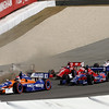 April 7: The start of the Honda Grand Prix of Alabama IndyCar race at Barber Motorsports Park