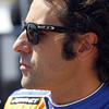 April 7: Dario Franchitti before the Honda Grand Prix of Alabama IndyCar race at Barber Motorsports Park