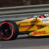 April 7: Ryan Hunter-Reay during the Honda Grand Prix of Alabama IndyCar race at Barber Motorsports Park