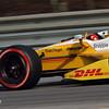 April 7: Ryan Hunter-Reay during the Honda Grand Prix of Alabama IndyCar race at Barber Motorsports Park