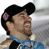 April 27: James Hinchcliffe during the Honda Grand Prix of Alabama.