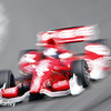 April 26: Scott Dixon during qualifying for the Honda Grand Prix of Alabama.