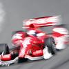 April 26: Scott Dixon during qualifying for the Honda Grand Prix of Alabama.
