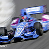 April 26: Tony Kanaan during qualifying for the Honda Grand Prix of Alabama.