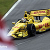 April 27: Ryan Hunter-Reay during the Honda Grand Prix of Alabama.