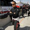 May 30: Juan Montoya during practice for the Chevrolet Detroit Belle Isle Grand Prix.