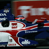 June 1: Takuma Sato during Race 2 of the Chevrolet Detroit Belle Isle Grand Prix.