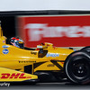 June 1: Ryan Hunter-Reay during Race 2 of the Chevrolet Detroit Belle Isle Grand Prix.