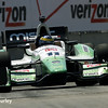 May 30: Sebastien Bourdais during practice for the Chevrolet Detroit Belle Isle Grand Prix.