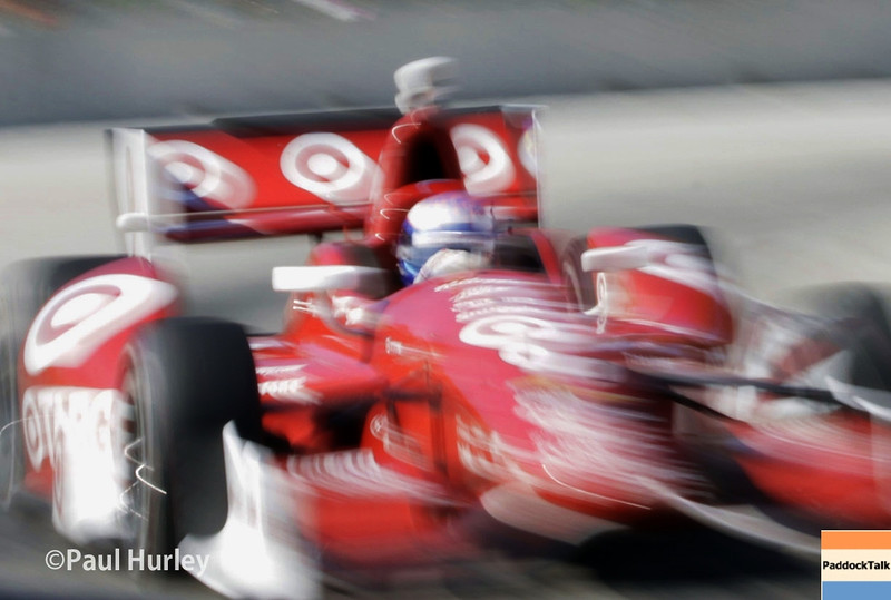 June 1: Scott Dixon during Race 2 of the Chevrolet Detroit Belle Isle Grand Prix.