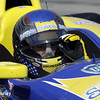 June 1: Marco Andretti during Race 2 of the Chevrolet Detroit Belle Isle Grand Prix.