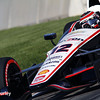 May 31: Will Power during qualifying for Race 1 of the Chevrolet Detroit Belle Isle Grand Prix.