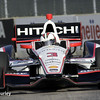 May 31: Helio Castroneves during qualifying for Race 1 of the Chevrolet Detroit Belle Isle Grand Prix.