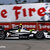 June 1: Josef Newgarden during Race 2 of the Chevrolet Detroit Belle Isle Grand Prix.