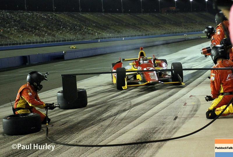 August 30:Sebastian Saavedra during the MAVTV 500 race at Auto Club Speedway.
