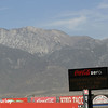 August 29: The mountains during MAVTV 500 practice and qualifications at Auto Club Speedway.