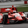 May 9: Martin Plowman during practice and qualifications for the Grand Prix of Indianapolis