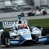 May 9: James Hinchcliffe during practice and qualifications for the Grand Prix of Indianapolis