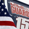 May 9: American flag during practice and qualifications for the Grand Prix of Indianapolis